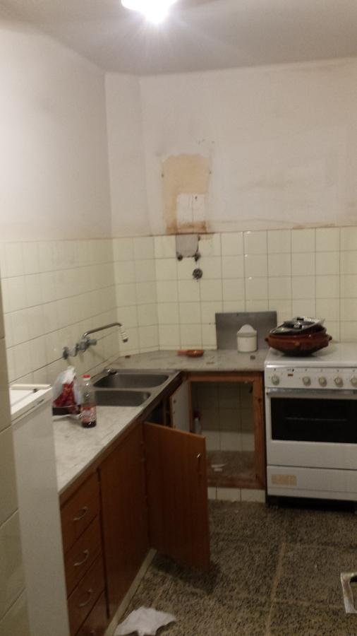 Así nos encontramos esta cocina