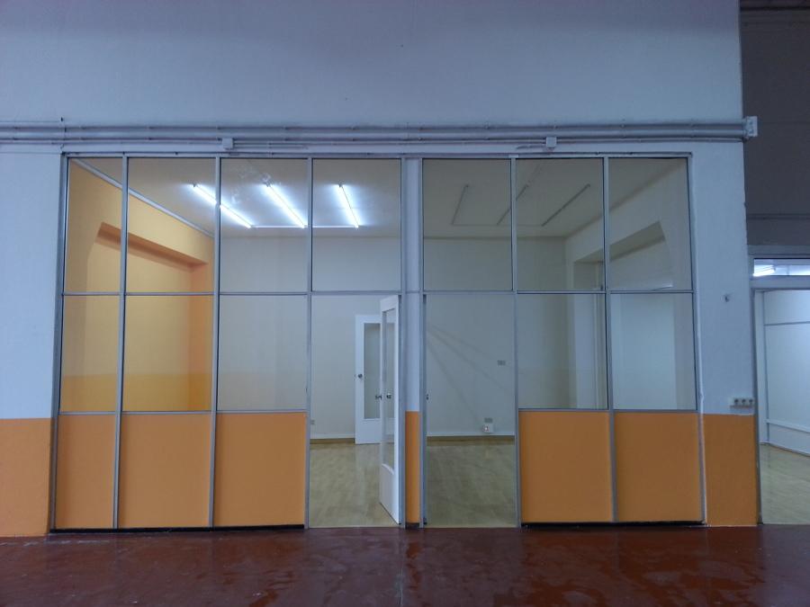 Aspecto final de la oficina interior