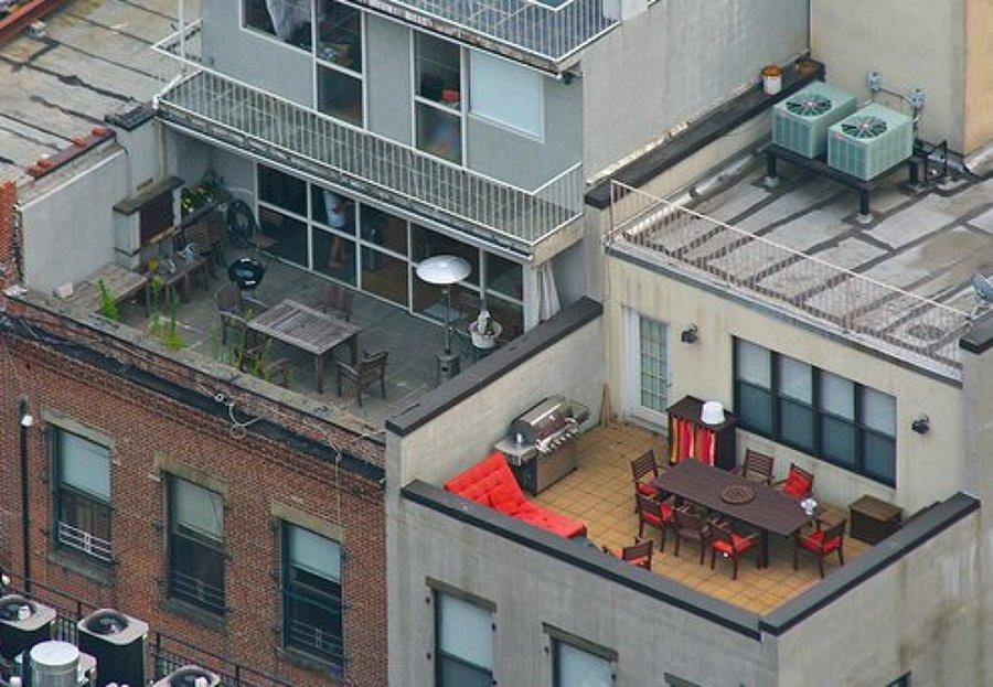 Qu debo tener en cuenta para habilitar una reforma en la - Ideas para decorar terraza atico ...