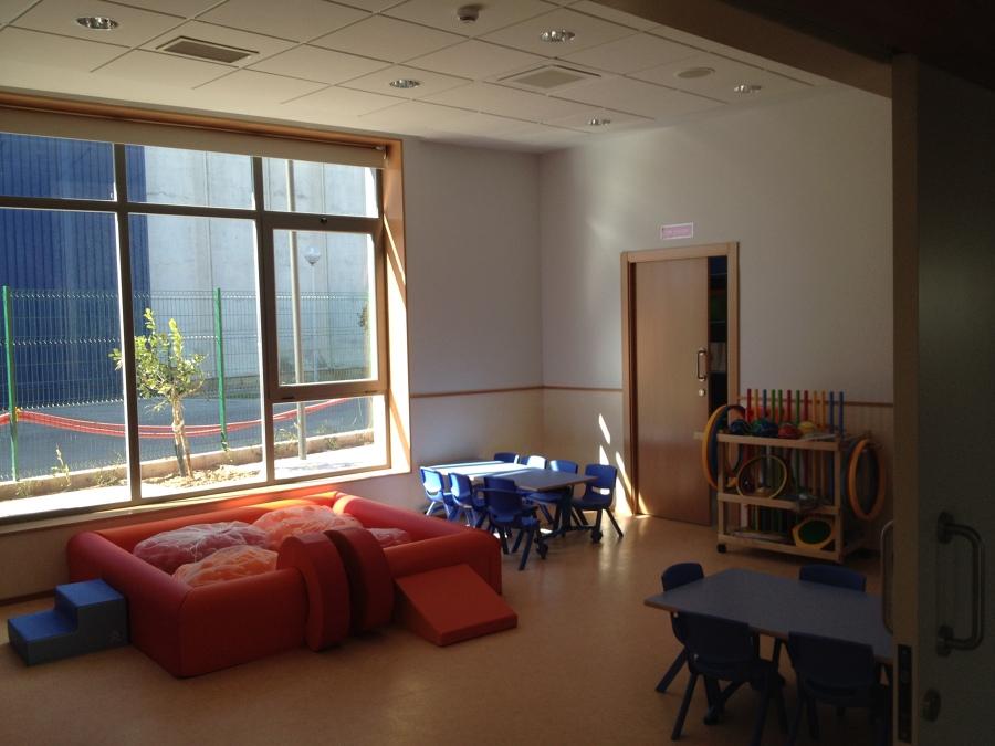 Aula de la Escuela Infantil Sol