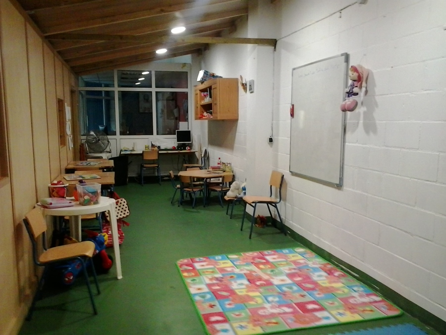 Iluminaci n guarder a de comedor social ideas electricistas for Proyecto comedor social