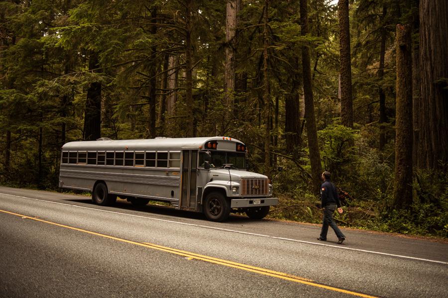autobus madera
