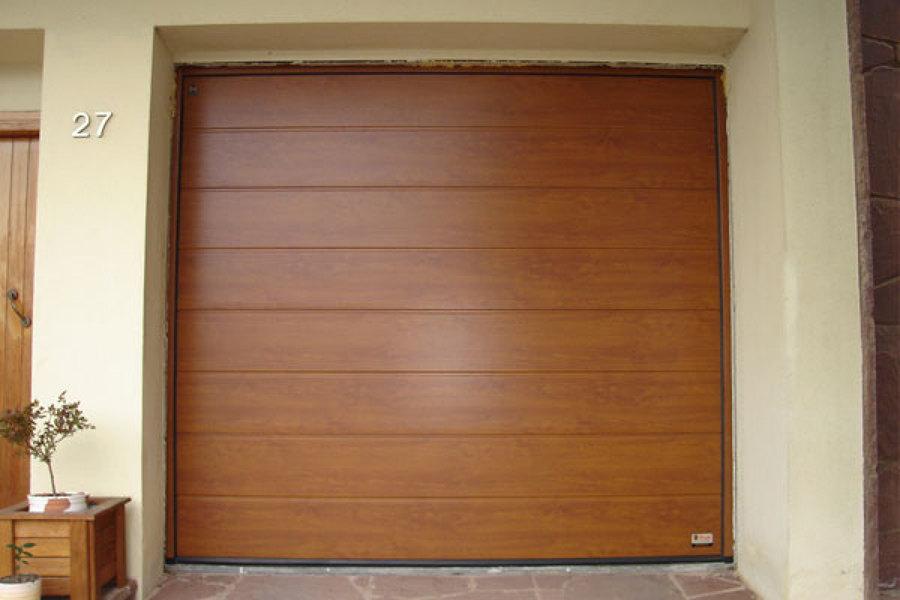 Automatismos para puertas de garaje ideas reformas viviendas - Proyecto puerta de garaje ...