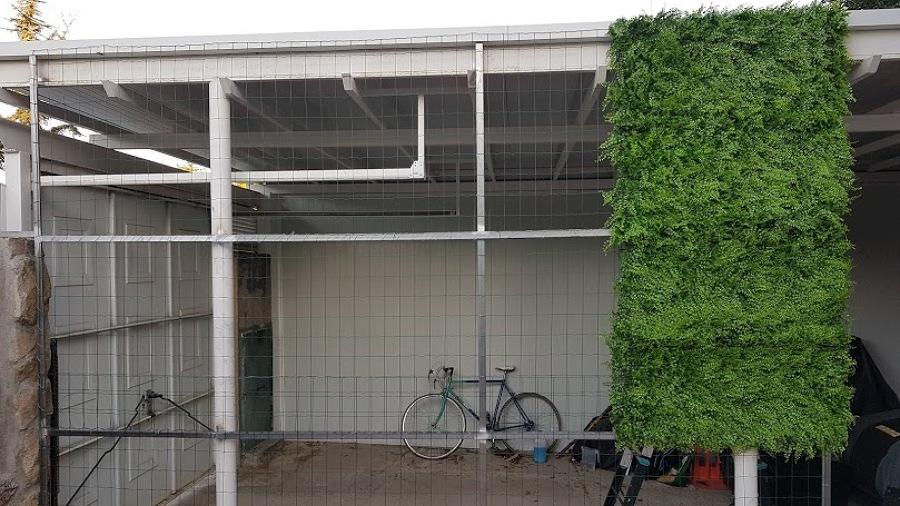 Avance de jardín vertical