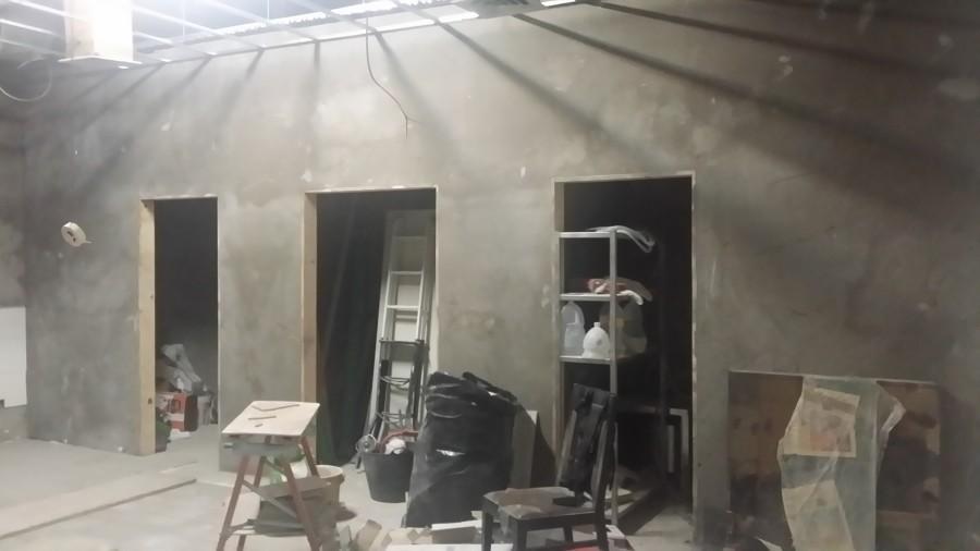 AVANCE EN LA REFORMA INTEGRAL DEL RESTAURANTE CHINO RIU DEL C.C. LA BALLENA