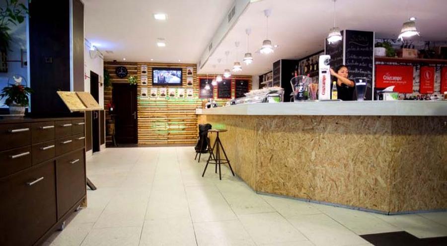Proyectos hosteleria ideas reformas locales comerciales - Decoracion locales hosteleria ...