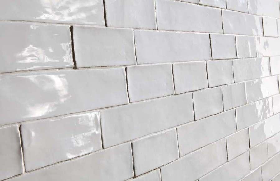 azulejos blancos