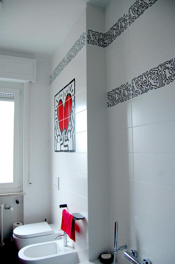 azulejos keith haring