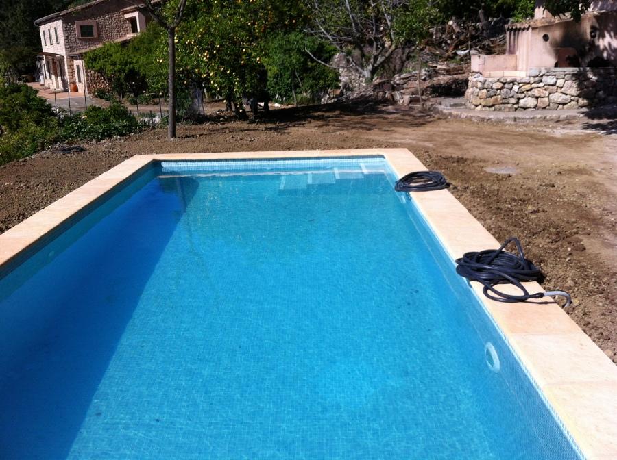 Construcci n piscina 8x4 ideas construcci n casas for Precio piscina obra 8x4