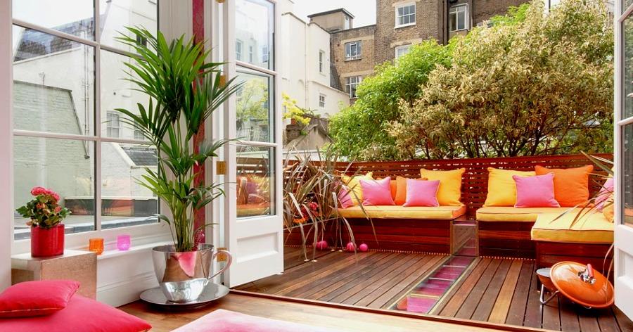 Qu suelo es el mejor para mi terraza ideas pavimentos for Muebles para balcon exterior pequeno