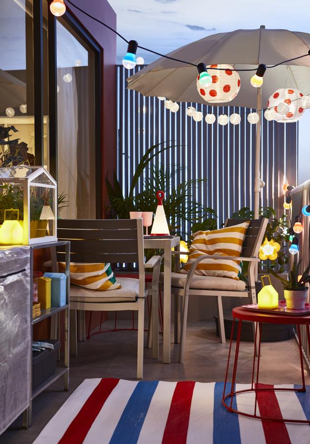 Balcón IKEA 2019