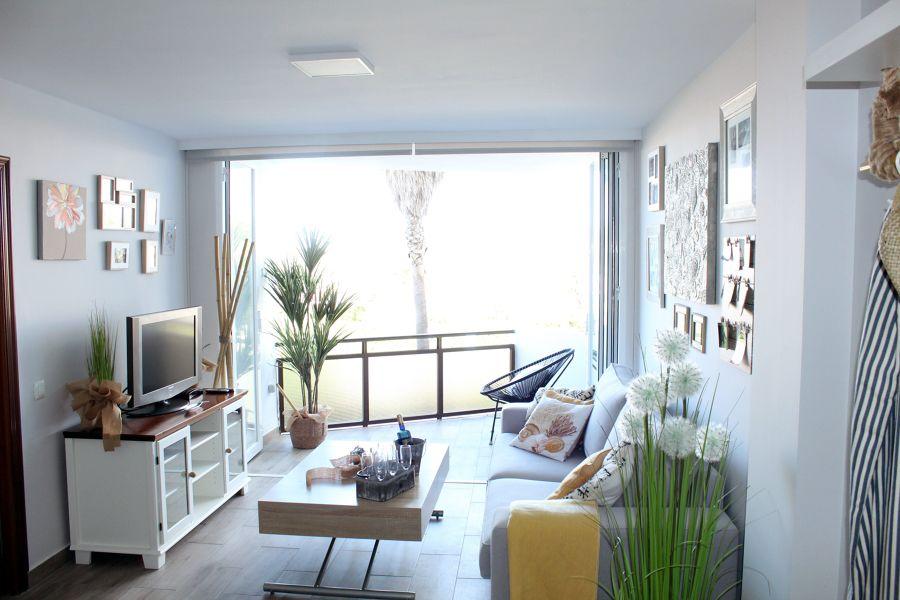 balcón integrado