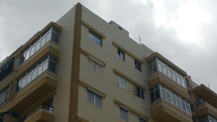 Balcones desde abajo