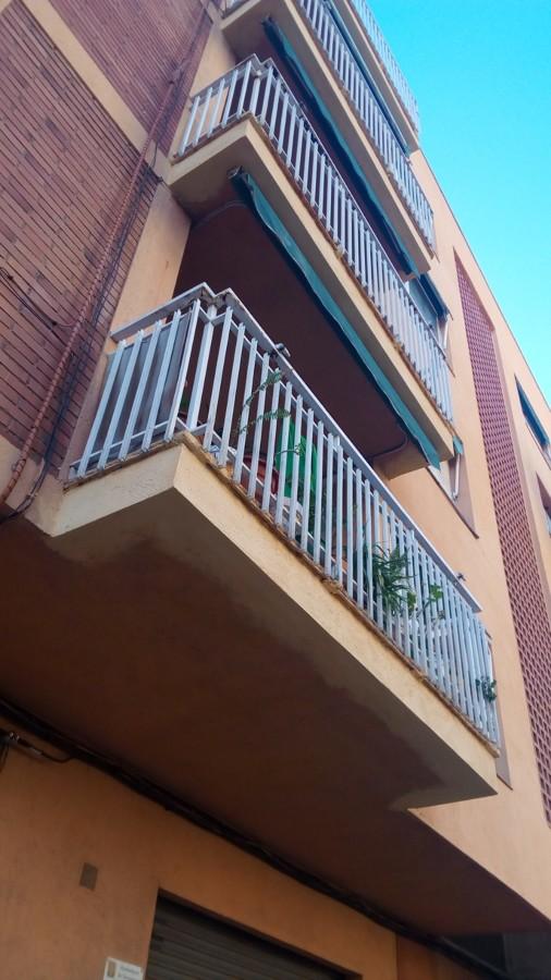 Balcones reparados