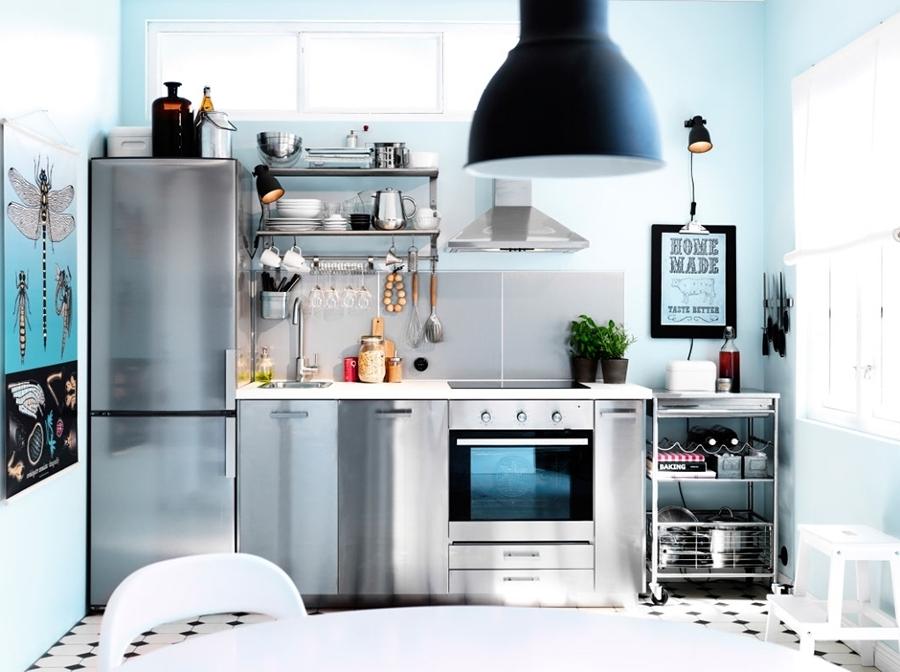 Pon orden en las baldas de tu cocina ideas decoradores - Baldas para cocina ...