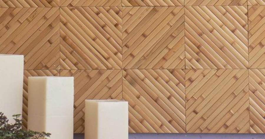 Revestimiento de bamb ecol gico y duradero ideas for Ideas para revestir paredes interiores