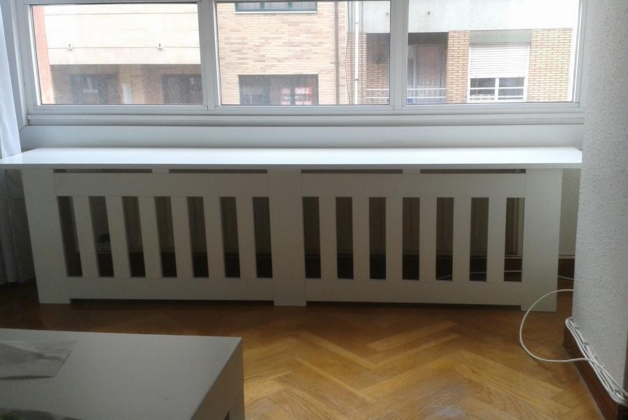 Muebles asturias ideas carpinteros - Hacer un cubreradiador ...