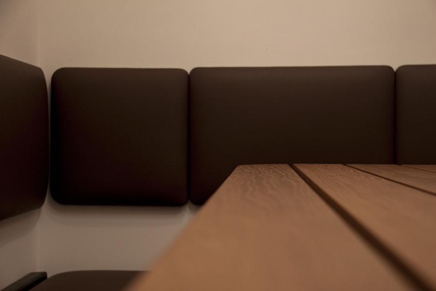 Banco y mesa