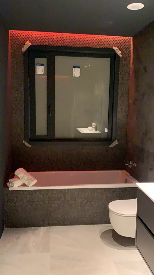 Bañera baño suitte