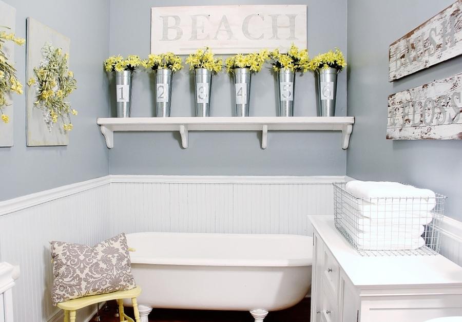 Bañera pared