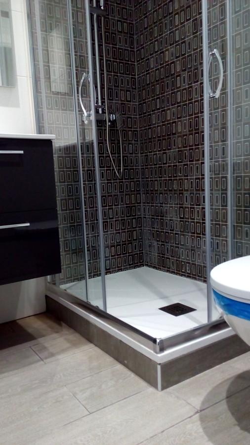 Bañera por plato de ducha