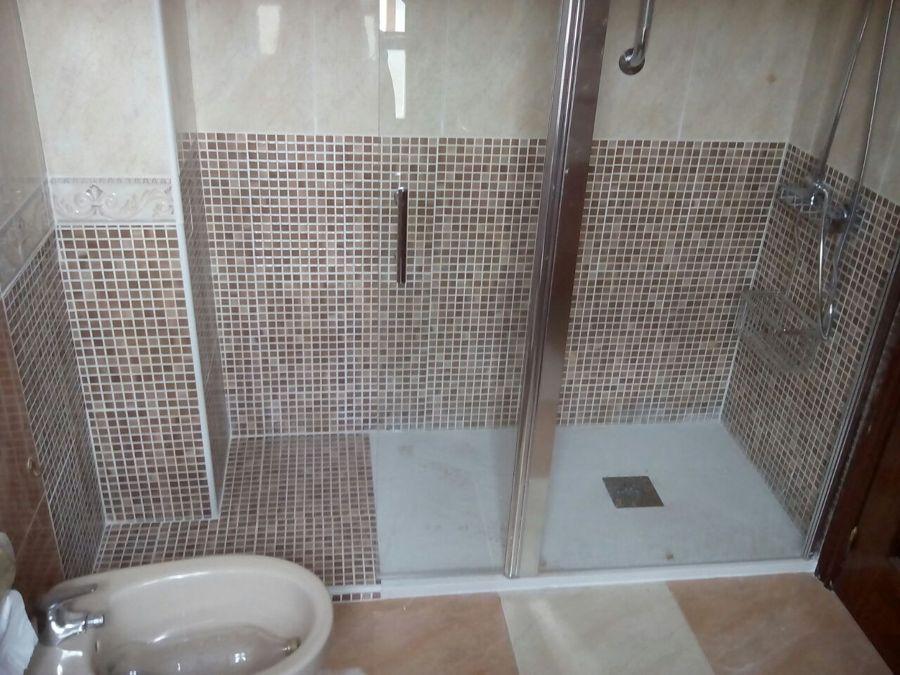 Cambio de ba era por plato de ducha reforma integral de for Plato ducha 120x70