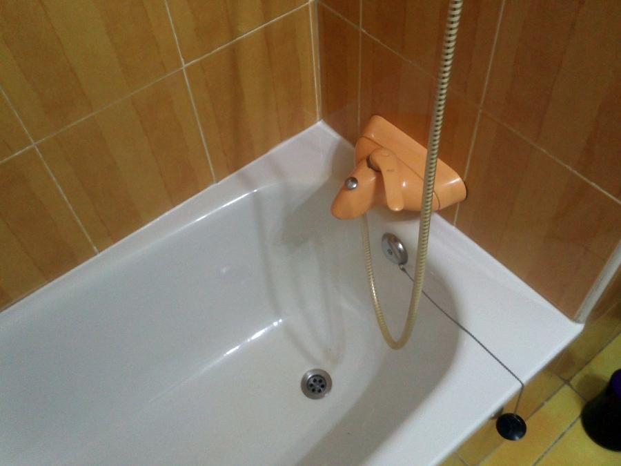 Bañera sin moho 2