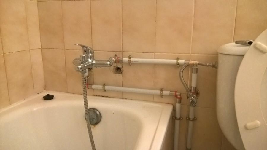 Tuber a multicapa instalaci n vista ideas reformas viviendas - Tuberia multicapa fontaneria ...