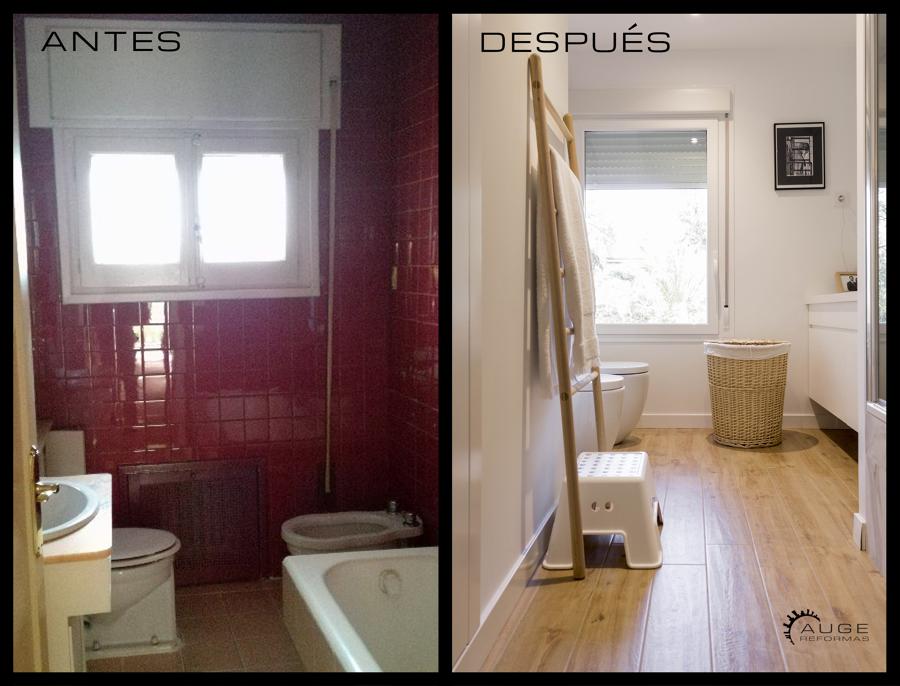 Reforma chalet 175 m2 canillejas ideas reformas viviendas - Precio reforma bano 4 m2 ...