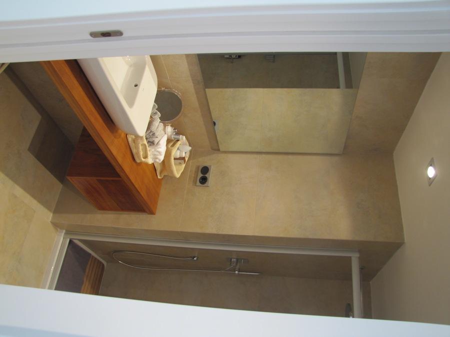 baño 2 Detalle mueble de lavabo