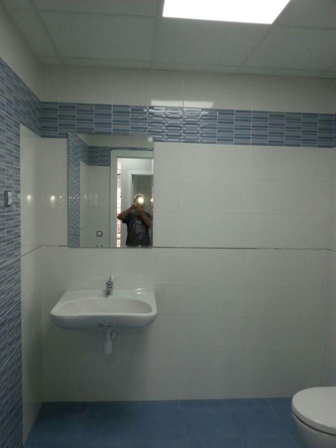 Baño adaptado minusvalidos