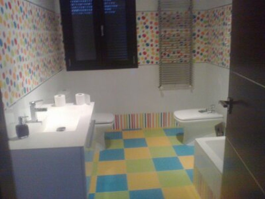 baño agatha ruiz de la prada!!! | ideas reformas baños - Azulejos Bano Agatha Ruiz Dela Prada