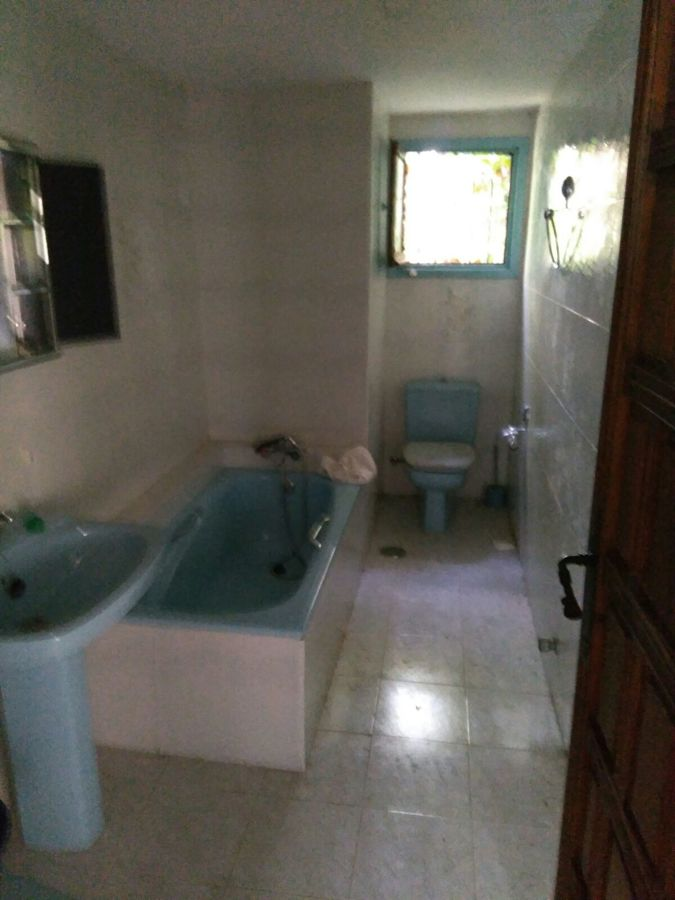 Baño antes de reforma