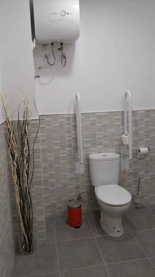 Normativa Baños Minusvalidos Baleares:Foto: Baño Apto y Funcional para todo Tipo de Clientes de Amar Tu