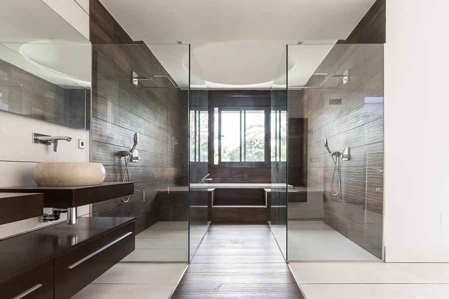 Baño Clasico Moderno