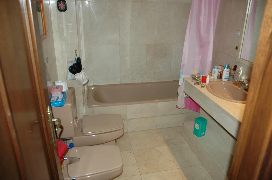 Baño completo original
