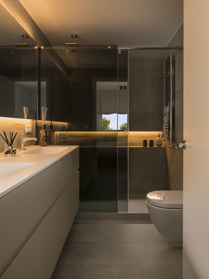 baño con ducha Meritxell Ribé