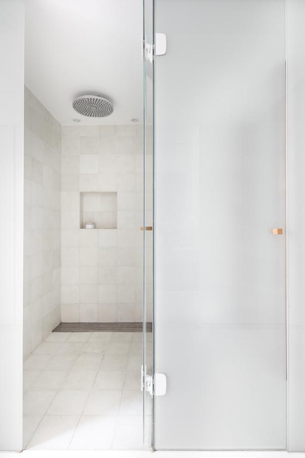 baño con ducha turca