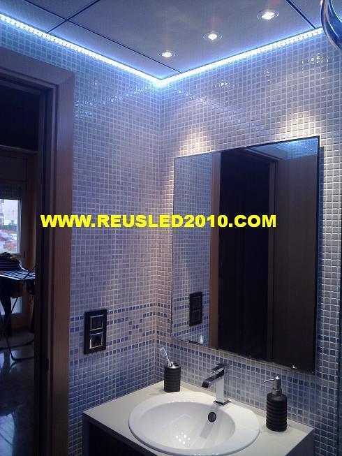 Iluminacion Baño Ofertas:baño con iluminacion led