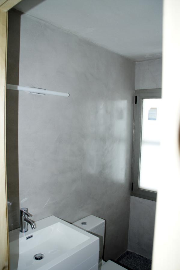 Baños Con Microcemento Fotos:Foto: Baño con Microcemento Gris Perla de Beny #177101 – Habitissimo