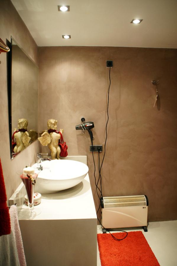 Baños Con Microcemento Fotos:Foto: Baño con Microcemento de Beny #204431 – Habitissimo