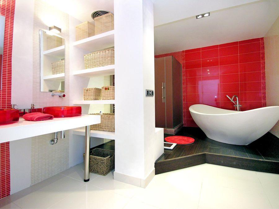 baño con mueble de pladur