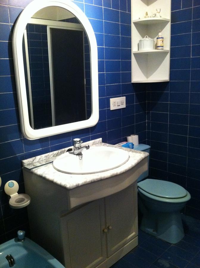 Baños Dormitorio Principal:Tampoco tenía entrada de luz natural, lo cual es importantísimo en