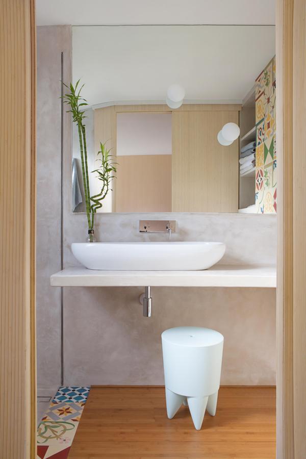 baño de estilo japones