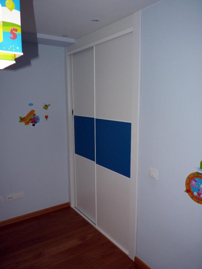 Armario infantil de niño