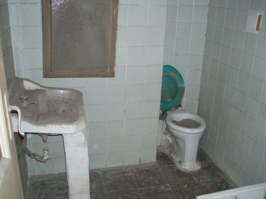 baño de la entrada