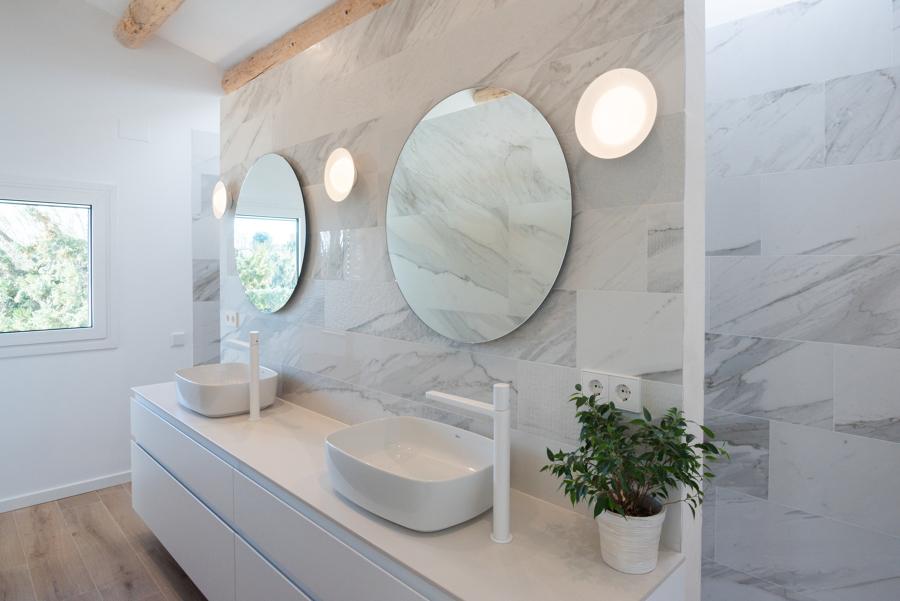 Baño de la suite