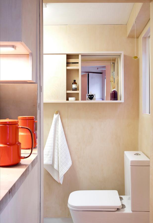 baño de reducidas dimensiones