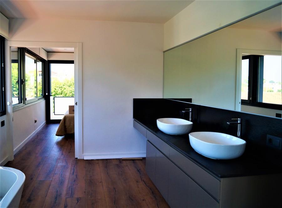 Baño/dormitorio