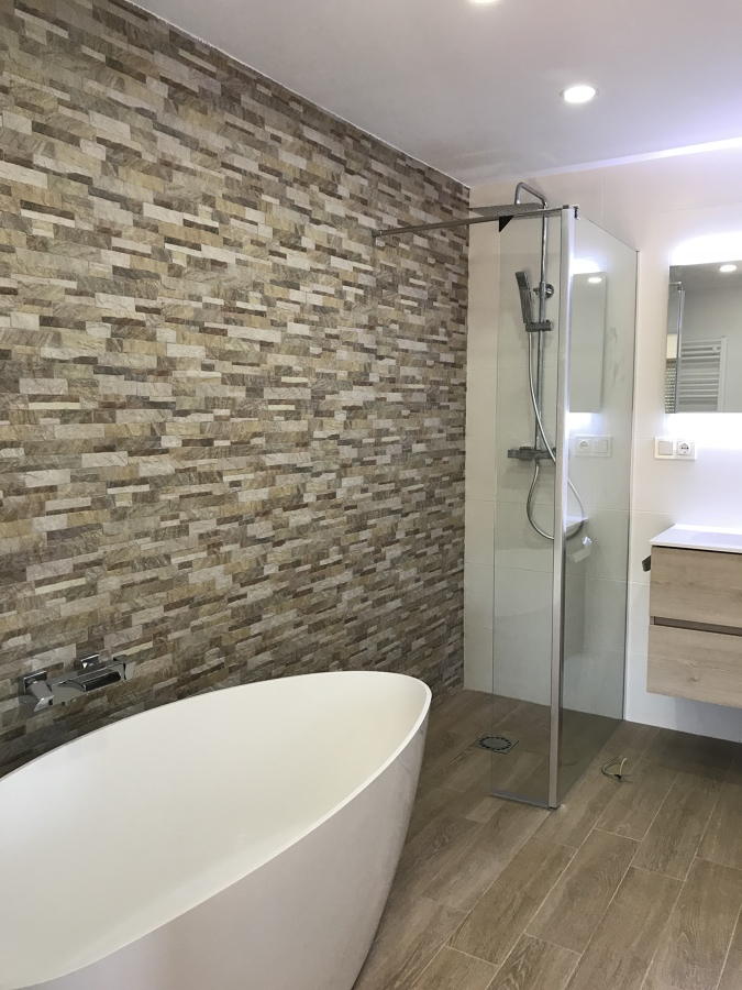 Baño dormitorio
